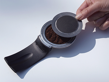 Refillable capsules and pods for senseo and nespresso coffeeduck - Support capsule senseo ...